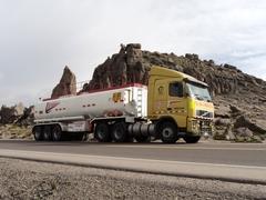 Transporte de combustible