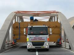 Transporte carga especial